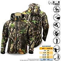 KwikSafety Camo Rain Suit or Camo Jacket | All Year...