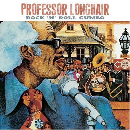 Professor Longhair - Rock N Roll Gumbo - Zortam Music