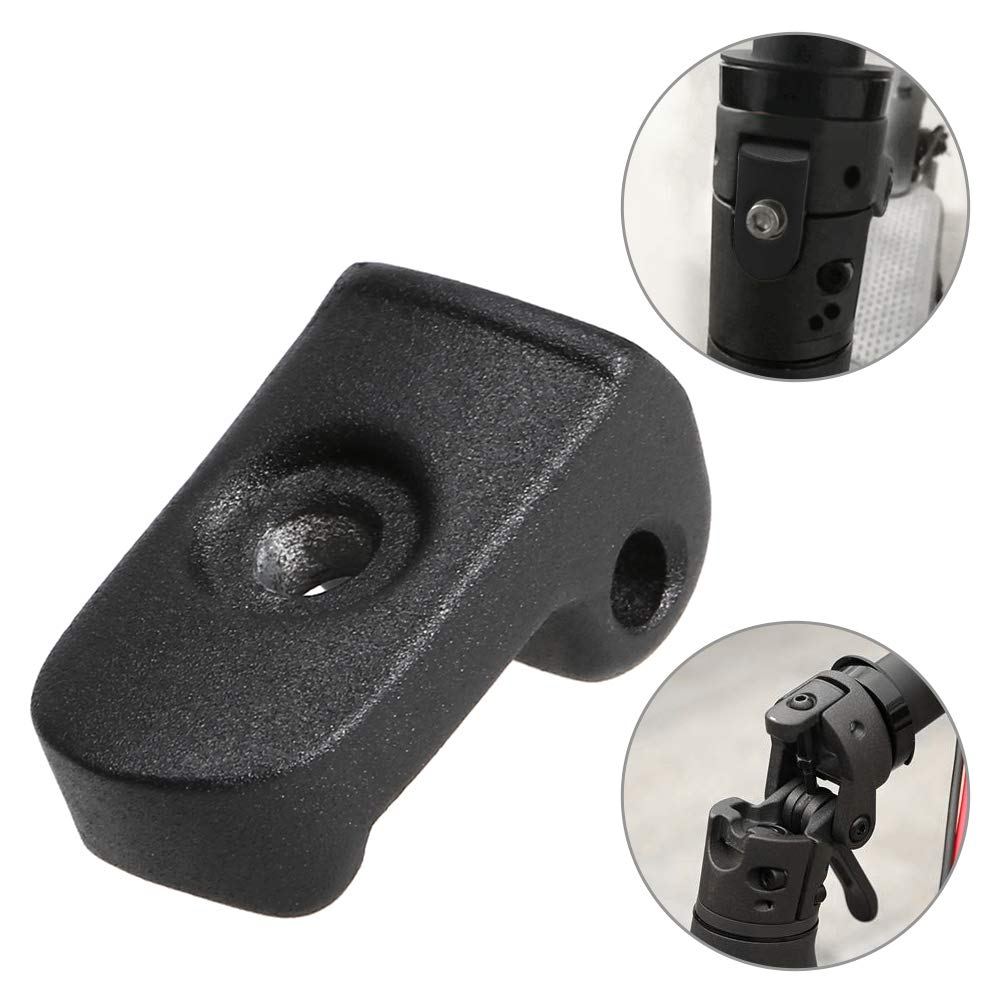 Upgraded Folding Hook Up Buckle Button Replacement For Compatiable with Xiaomi Mijia M365 Electric Scooters Folding Hook Clasp Pothook Buckle Walmeck