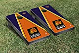 Phoenix Suns NBA Basketball Cornhole Game Set Triangle Version