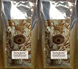 Gaviña Kosher PREMIUM BLEND WHOLE BEAN COFFEE QTY (2) 2 LB BAGS Total 4lbs 1434