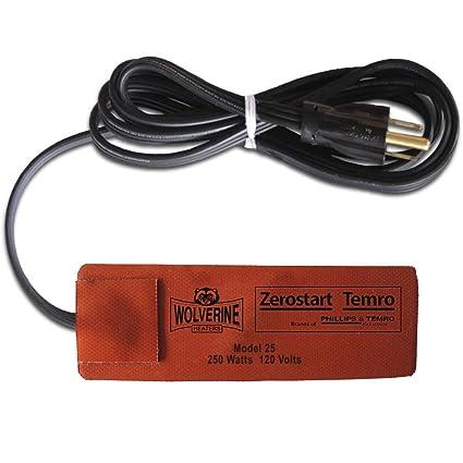 Amazon com: Zerostart 3400100 (Wolverine Model 25) Silicone Pad