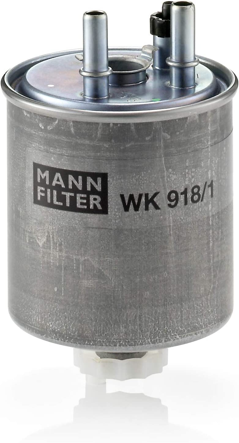 Original Mann Filter Kraftstofffilter Wk 918 1 Für Pkw Auto