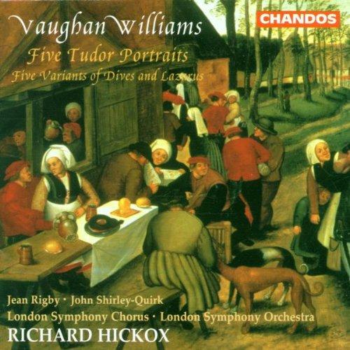 Vaughan Williams: Five Tudor Portraits / Five Variations of