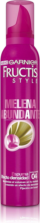Garnier Fructis Style Espuma Melena Abundante Efecto Densidad - 200 ml