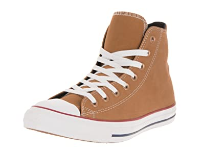 76b1621979fa Image Unavailable. Image not available for. Color  Converse Unisex Chuck  Taylor All Star Hi Wheat Black ...