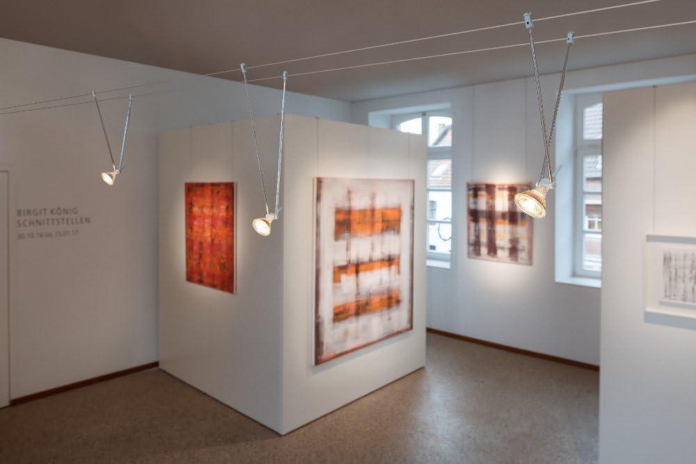 SLV TELESKOP Stahl//Messing Schwarz