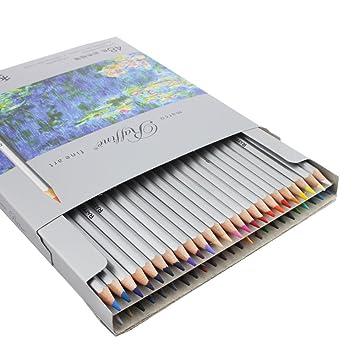 taotreetm Professioneller High Qualität Buntstifte 48 Farben Kunst ...