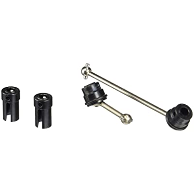 Traxxas 7250R 1/16 Steel Constant Velocity Center Driveshafts: Toys & Games