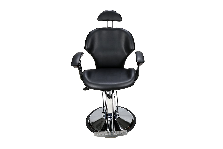 Amazon.com: BarberPub Reclining Hydraulic Barber Chair Salon ...