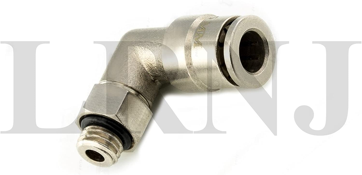 FOR AUDI A6 /& Q7 6MM ANGLE ELBOW CONNECTION FOR AIR SUSPENSION COMPRESSOR PUMP PART LRNJELBOW6