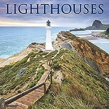 Lighthouses 2019 Wall Calendar