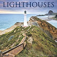 Lighthouses 2019 Wall Calendar