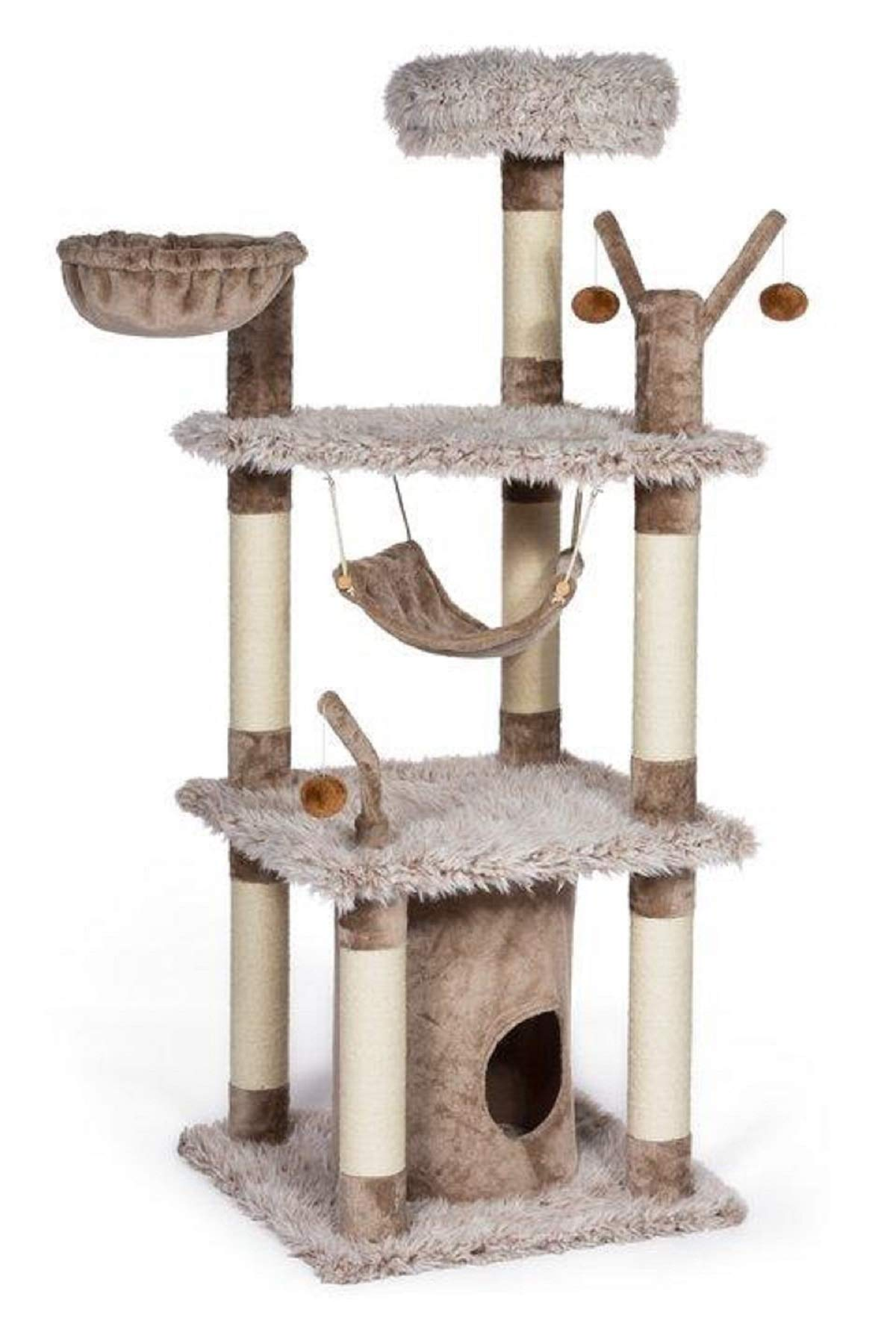 Prevue Pet Products Kitty Power Paws Siberian Mountain Furniture by Prevue Pet Products