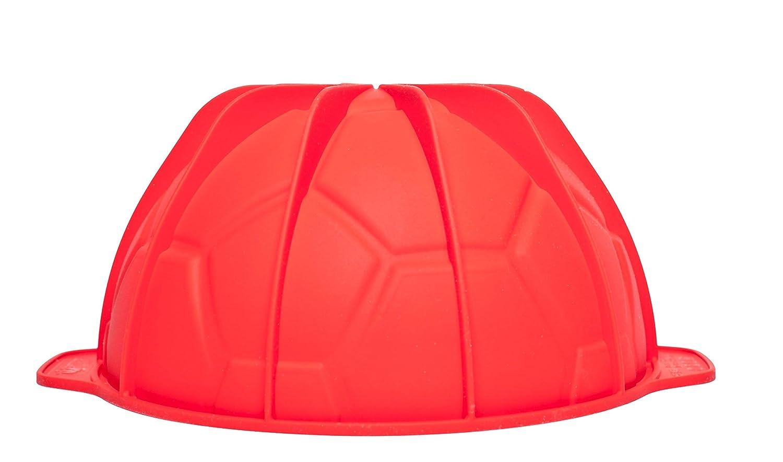 SFT313 Goal, Molde de Silicona balón, Color Rojo: Amazon.es: Hogar
