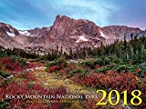 2018 Wall Calendar - Images of Rocky Mountain National Park Calendar 2018 - Photographs of a year-long journey in nature: mountain vistas, snow covered forests, and rich green meadows