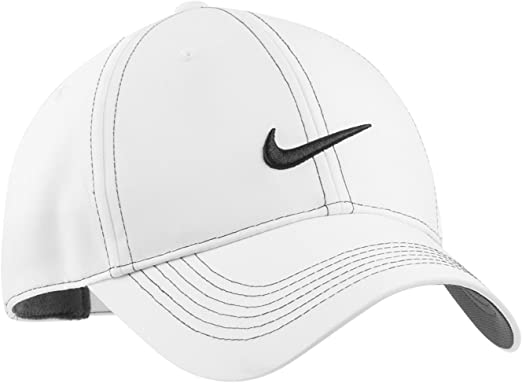 NIKE Original Contrast Stitching Water Resist Swoosh Embroidered ...