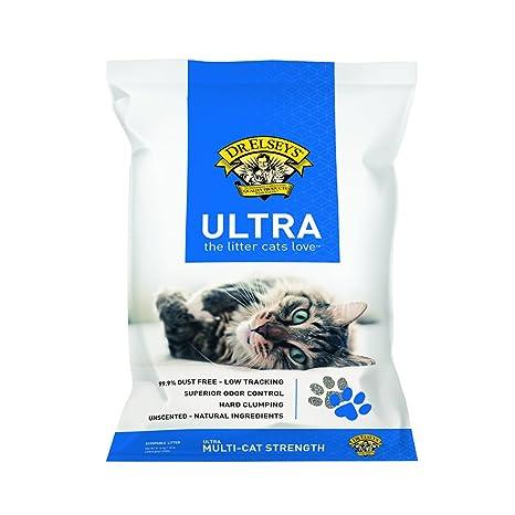 Precioso Gato Ultra Premium agrupamiento Cat Litter: Amazon ...