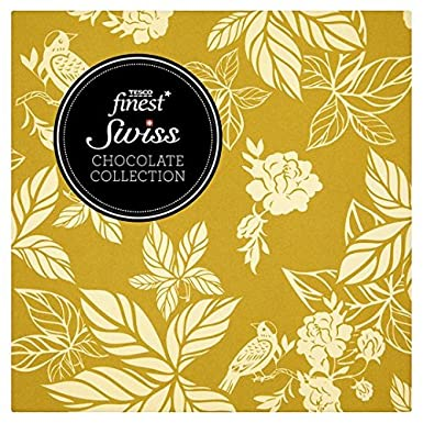 Tesco Finest Swiss Chocolate Collection Boxed Chocolates