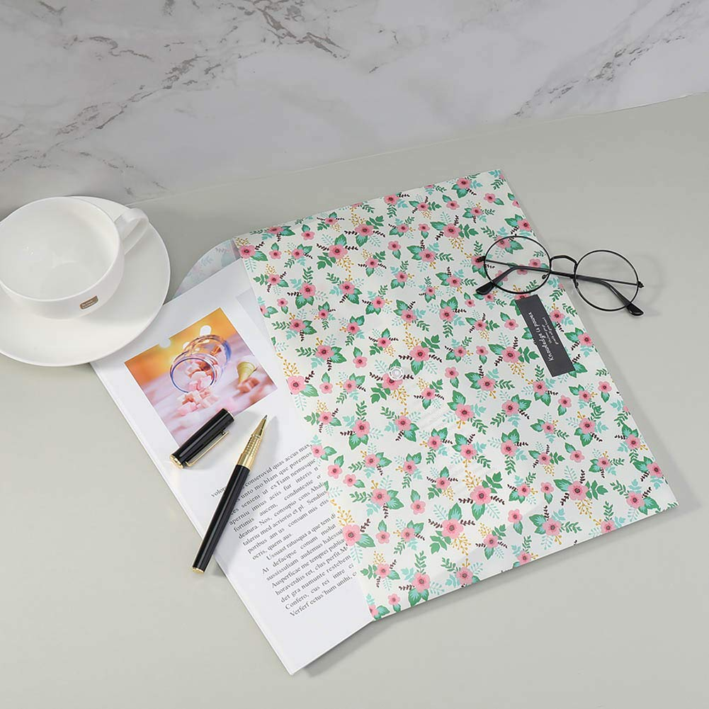 DK-tre Jolie pochette de rangement Motif floral BG