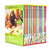Ladybird Classic Collection (23 books: Cinderella, Gingerbread Man, Goldilocks & Three Bears, Hansel & Gretel, Jack and the Beanstalk, Little Red Riding Hood, Rapunzel, Snow,white and the Seven Dwarfs, Three Billy Goats Gruff, Etc)