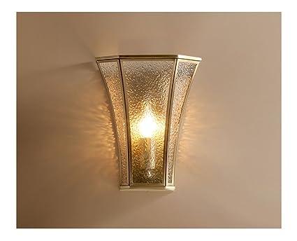Luce esterna lampada da parete lampada da comodino scala