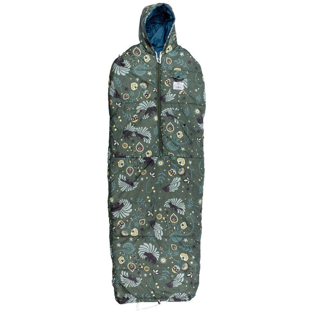 [ポーラー] POLER 正規品 アウトドア 寝袋 NAPSACK B01JA5D7ZA L|01 1 L