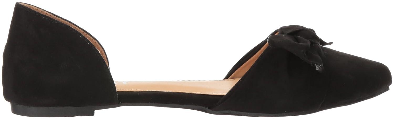 Report Women's Briella Ballet Flat B00IWQ3P3S 6 B(M) US|Black