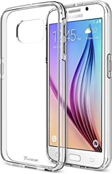 Trianium Galaxy S6 Clear Case