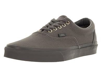 f5a2cd4663 Vans Unisex Era (Gold Mono) Gargoyle Skate Shoe 8 Men US   9.5 Women