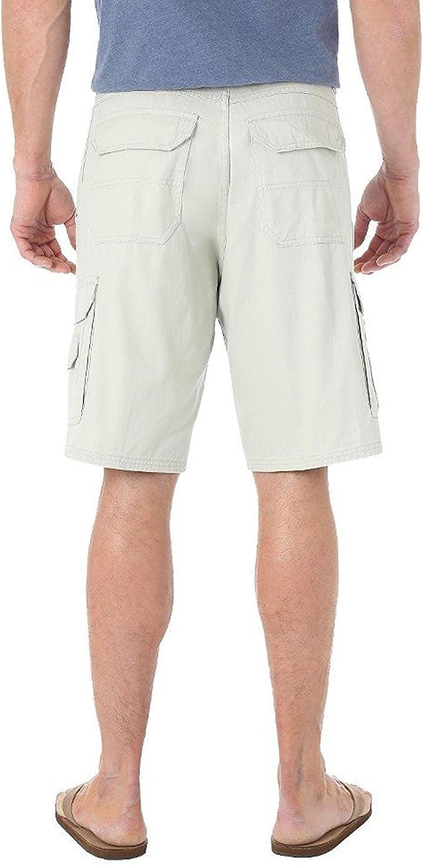 Wrangler Authentics Premium Twill Mens Cargo Short