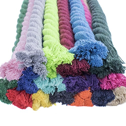 West Coast Paracord Super Soft Triple-Strand 1/2 Inch Twisted Cotton Rope by the foot in 10 Ft, 25 Ft, 50 Ft, 100 Ft Options - 100% Cotton Rope (Paracord Triple)