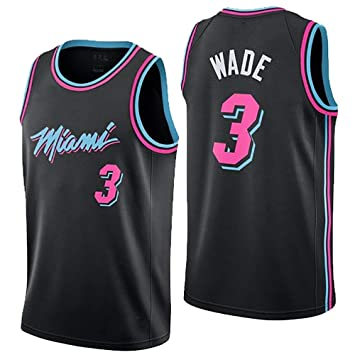 Amazon Basketball co Wade And Shorts uk Sports Lhwlx amp; - Suit Mens No Heat Outdoors 3 Uniform Tops 2019 Xxxl Jerseys Miami s|New Damage Replace For Packers QB Aaron Rodgers