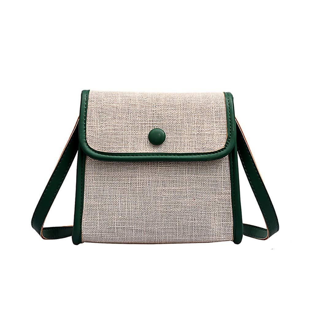 LSCOFFEE - Bolso Bandolera para Mujer, diseño de Abeja ...