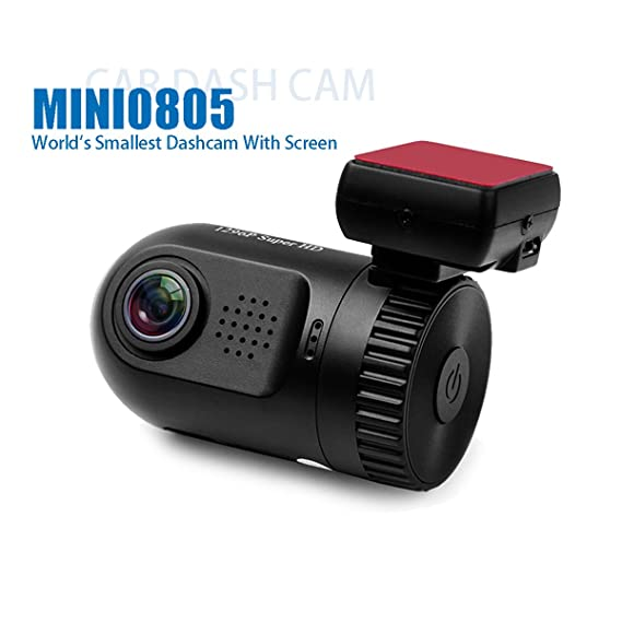 Amazon Com Dashboard Camera Splashetech Mini 0805 Dash Cam