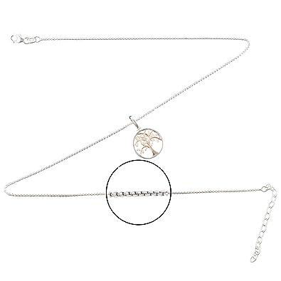 Venezianerkette-Sterlingsilber  45 cm// 1,0 mm