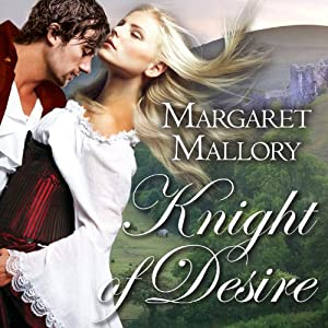 Knight of Desire: All The King's Men Series, Book 1 Audiobook