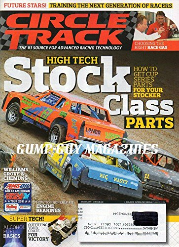 (Circle Track #1 Source For Advanced Racing Technology January 2012 Magazine HIGH TECH STOCK CLASS PARTS: GET CUP SERIES PARTS FOR YOUR STOCKER How To Properly Fit Engine Bearings)