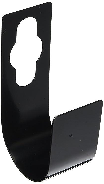 Generic Spigot Hook Hose Holder Support For Garden Hose Hanger  Black (1pcs)