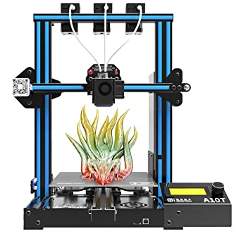 GIANTARM Geeetech A10T - Impresora 3D (3 en 1, impresión en color ...