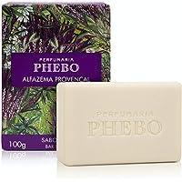 Sabonete Alfazema Provençal, PHEBO, Lilás, 100g