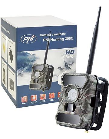 Cámara de caza PNI-HUNT300C con visión nocturna de 12MP INTERNET transmite la foto en