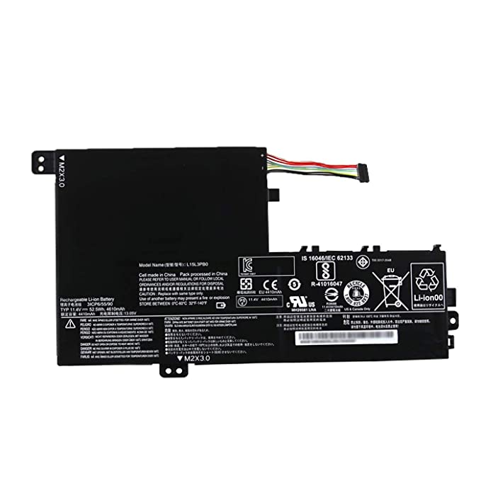 Amazon.com: BOWEIRUI L15L3PB0 (11.4V 52.5Wh 4610mAh) Laptop ...