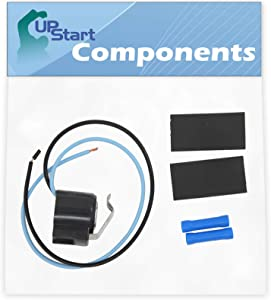 5303918214 Defrost Thermostat Replacement for White Westinghouse WRS6W1EW0 Refrigerator - Compatible with 5303918214 Defrost Thermostat Kit - UpStart Components Brand