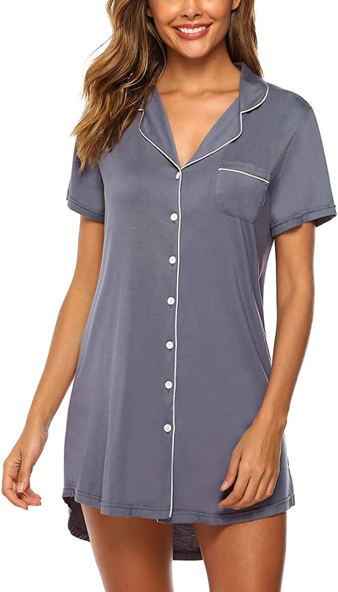 Pajama Nightgown for Women