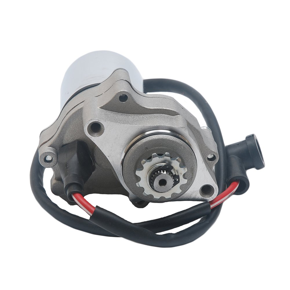 Beehive Filter ATV Starter Motor for Honda Clone Bottom Mount 2-Bolt 50 cc 70 cc 90 cc 110 cc 125 cc taotao ATV Quad Dirt Bike New