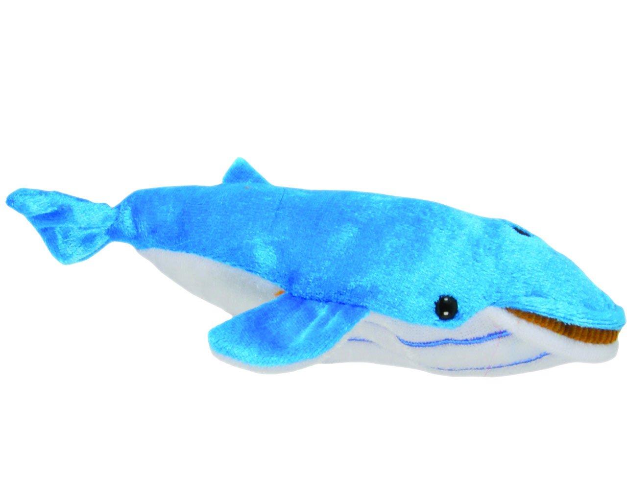 Fisch Unterwasser Pl/üsch Fische alles-meine.de GmbH Fingerpuppe Name superweic.. Handpuppe // Handspielpuppe incl Fingertiere // Fingerspielpuppe Wal // Blauwal