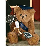 Bearington Smarty Graduation Teddy Bear Plush Gift - Class of 2017