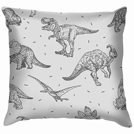 Elsaone Dinosaurios Dibujos Animales Fauna Dinosaurio Funda ...