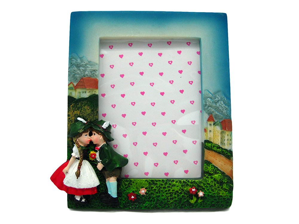 German Gift Idea Picture Frame Essence of Europe Gifts E.H.G F111